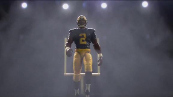 Nissan TV Spot, 'Heisman House: Mini Johnny' - 8 commercial airings