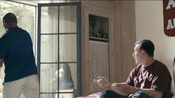 Nissan TV Spot, 'Heisman House: Mini Johnny' - Thumbnail 8