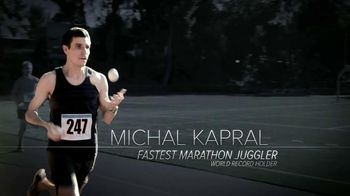 Fairfield Inn & Suites Hotels TV Spot, 'Joggler' Featuring Michal Kapral - 5045 commercial airings