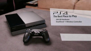 Frys.com TV Spot, 'Get Amazing Graphics with PlayStation 4' - Thumbnail 6