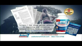 Arthro 7 TV Spot, 'For Joint Pain Relief' - Thumbnail 5