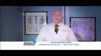 Arthro 7 TV Spot, 'For Joint Pain Relief' - Thumbnail 6