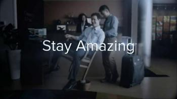 Fairfield Inn & Suites Hotels TV Spot, 'Balance' Featuring Rocky Byun - Thumbnail 10