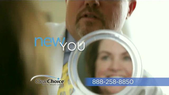 ClearChoice TV Spot, 'Stop Smiling' - Thumbnail 6