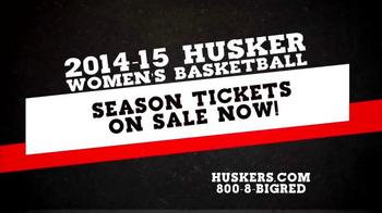 University of Nebraska Women's Basketball Season Tickets TV Spot - Thumbnail 9