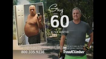 Bowflex TreadClimber TV Spot, 'Guy's Story' - Thumbnail 4