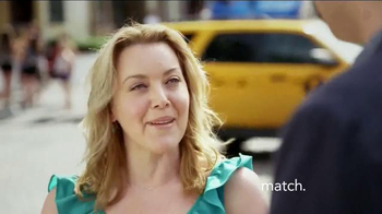 Match.com TV Spot, 'Match on the Street: Pilates Instructor' - Thumbnail 2