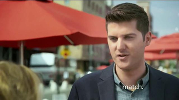 Match.com TV Spot, 'Match on the Street: Pilates Instructor' - Thumbnail 3