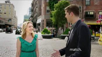 Match.com TV Spot, 'Match on the Street: Pilates Instructor' - Thumbnail 4