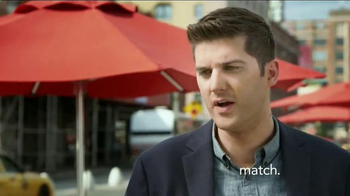 Match.com TV Spot, 'Match on the Street: Pilates Instructor' - Thumbnail 6