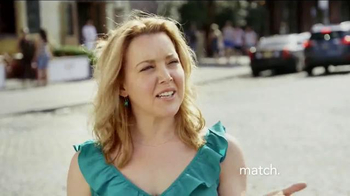 Match.com TV Spot, 'Match on the Street: Pilates Instructor' - Thumbnail 8