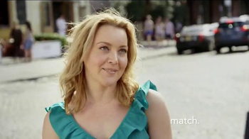 Match.com TV Spot, 'Match on the Street: Pilates Instructor' - Thumbnail 9