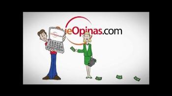QueOpinas.com TV Spot, 'Mira Pink' [Spanish] - Thumbnail 10