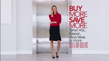 Macy's Great Suit Sale TV Spot, 'Buy More, Save More' - Thumbnail 4