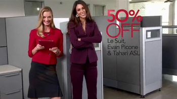 Macy's Great Suit Sale TV Spot, 'Buy More, Save More' - Thumbnail 5