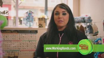 O'Keeffe's Working Hands TV Spot, 'Hard Working Hands' - Thumbnail 8