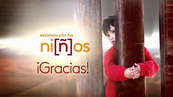 Save The Children TV Spot, 'Contribución' [Spanish] - Thumbnail 5