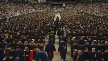 Southern New Hampshire University TV Spot, 'Graduation' - Thumbnail 1