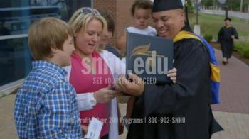 Southern New Hampshire University TV Spot, 'Graduation' - Thumbnail 8