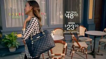 Ross TV Spot, 'You Can't Beat Ross in Handbags' - Thumbnail 9