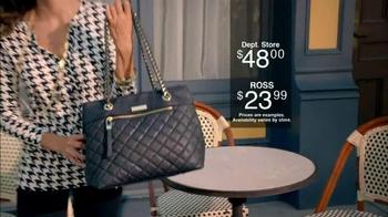 Ross TV Spot, 'You Can't Beat Ross in Handbags' - Thumbnail 7