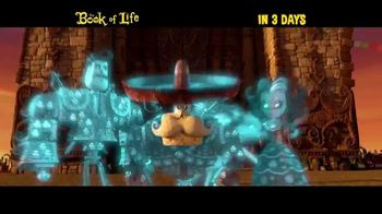 The Book of Life - Alternate Trailer 33