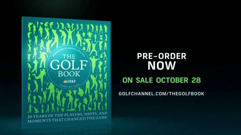 Golf Channel TV Commercial, 'The Golf Book'