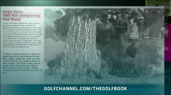 Golf Channel TV Spot, 'The Golf Book' - Thumbnail 6