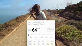 Google App TV Spot, 'Wind Speed' - Thumbnail 5