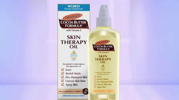 Palmer's Cocoa Butter Skin Therapy Oil TV Spot, 'Take a Stand'  - Thumbnail 9