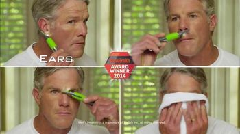 MicroTouch TV Spot, 'Get Your Groom Back' Featuring Brett Favre