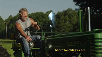 MicroTouch TV Spot, 'Get Your Groom Back' Featuring Brett Favre - Thumbnail 1