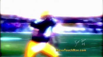 MicroTouch TV Spot, 'Get Your Groom Back' Featuring Brett Favre - Thumbnail 3