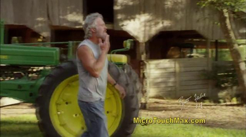 MicroTouch TV Spot, 'Get Your Groom Back' Featuring Brett Favre - Thumbnail 4