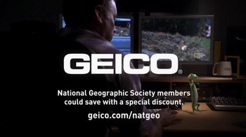 GEICO TV Spot, 'National Geographic' - Thumbnail 10