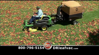 DR Power Equipment Leaf Vacuum TV Spot, 'Autumn'