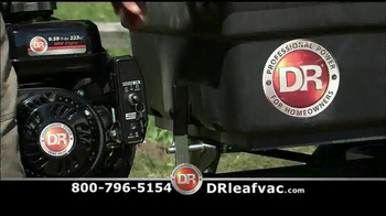 DR Power Equipment Leaf Vacuum TV Spot, 'Autumn' - Thumbnail 4