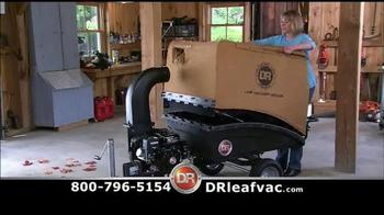 DR Power Equipment Leaf Vacuum TV Spot, 'Autumn' - Thumbnail 5