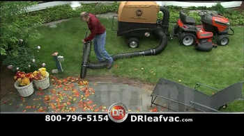 DR Power Equipment Leaf Vacuum TV Spot, 'Autumn' - Thumbnail 6