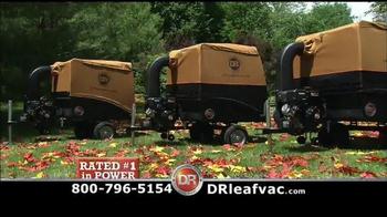 DR Power Equipment Leaf Vacuum TV Spot, 'Autumn' - Thumbnail 7