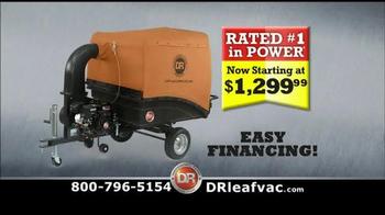 DR Power Equipment Leaf Vacuum TV Spot, 'Autumn' - Thumbnail 9