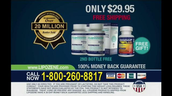 Lipozene TV Spot, 'Success Stories' - Thumbnail 10