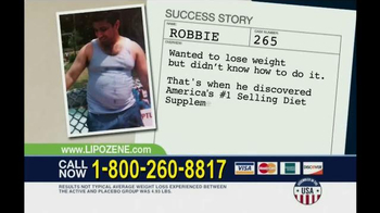 Lipozene TV Spot, 'Success Stories' - Thumbnail 6