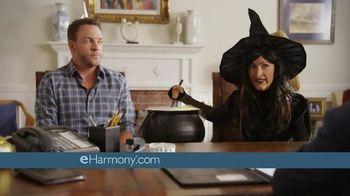 eHarmony TV Spot, 'Witch and Ogre'