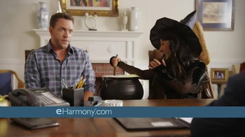 eHarmony TV Spot, 'Witch and Ogre' - Thumbnail 2