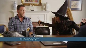 eHarmony TV Spot, 'Witch and Ogre' - Thumbnail 5