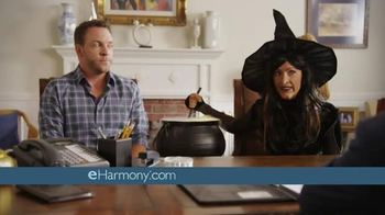 eHarmony TV Spot, \'Witch and Ogre\'