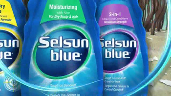 Selsun Blue TV Spot, 'Invigorating' - Thumbnail 5