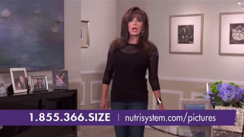 Nutrisystem TV Spot, 'Back in the Pictures' Featuring Marie Osmond - 153 commercial airings