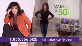 Nutrisystem TV Spot, 'Back in the Pictures' Featuring Marie Osmond - Thumbnail 4